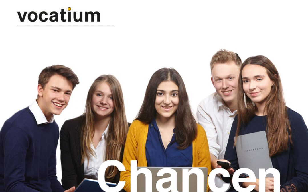 vocatium Fachmesse für Ausbildung + Studium