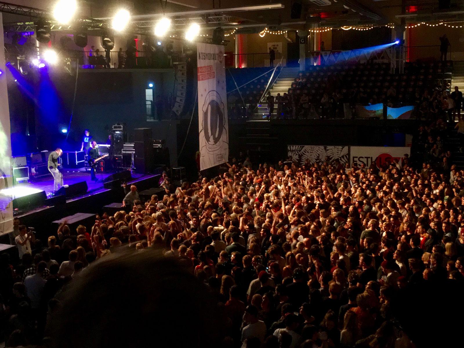 Konzert in der edel-optics.de Arena