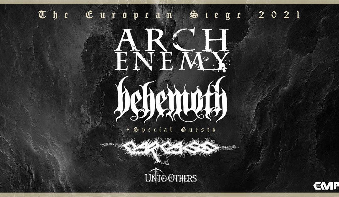 ARCH ENEMY x BEHEMOTH