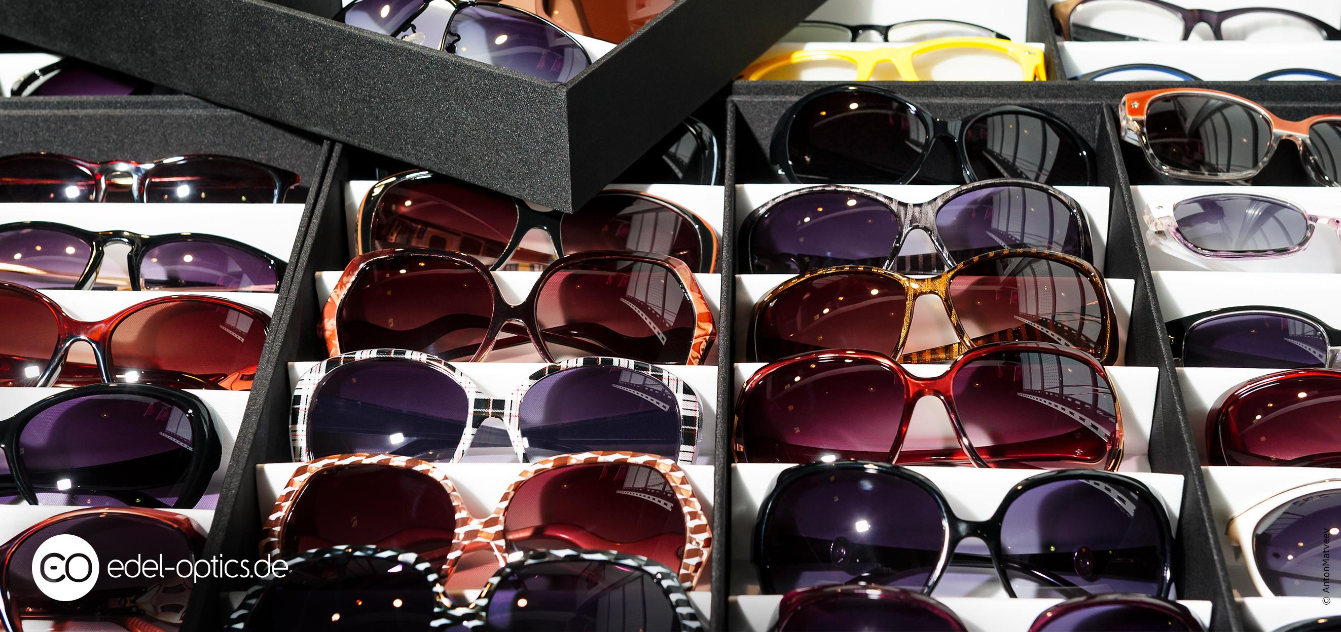 Wie erkenne ich gefälschte Brillen? - Edel Optics Blog